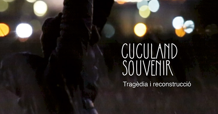 Presentation dossier of the performance 'Cuculand Souvenir'