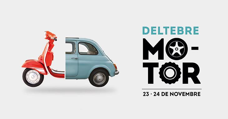Cartell de Deltebre Motor 2019
