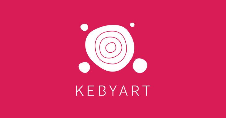 Redisseny del logotip de Kebyart